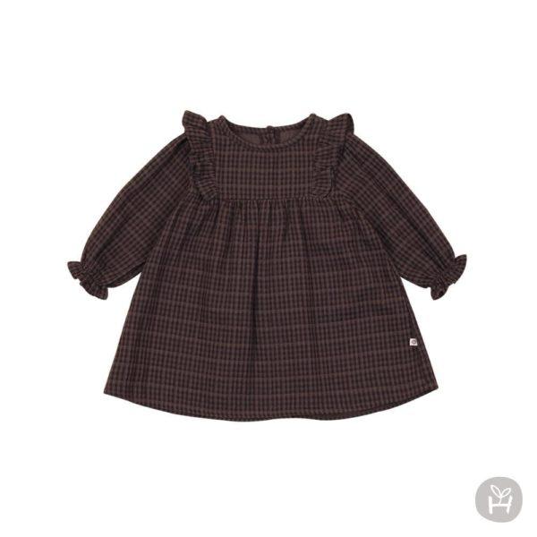 Socia Dress | Korean Kids Clothes - Imaryakids