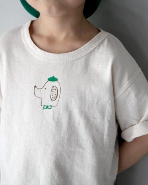 Lovely T-shirt for girls