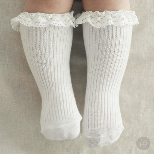 Knee Socks Lowell | Korean Kids Clothes - Imaryakids