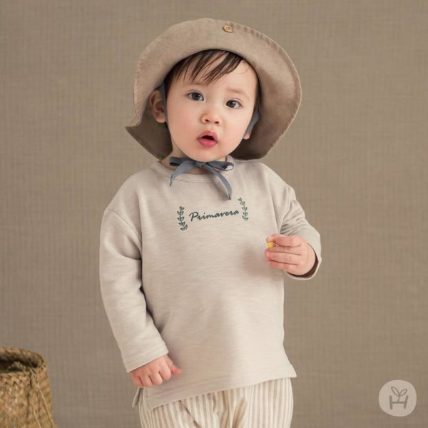 Theo T-Shirt | Korean Kids Clothes - Imaryakids
