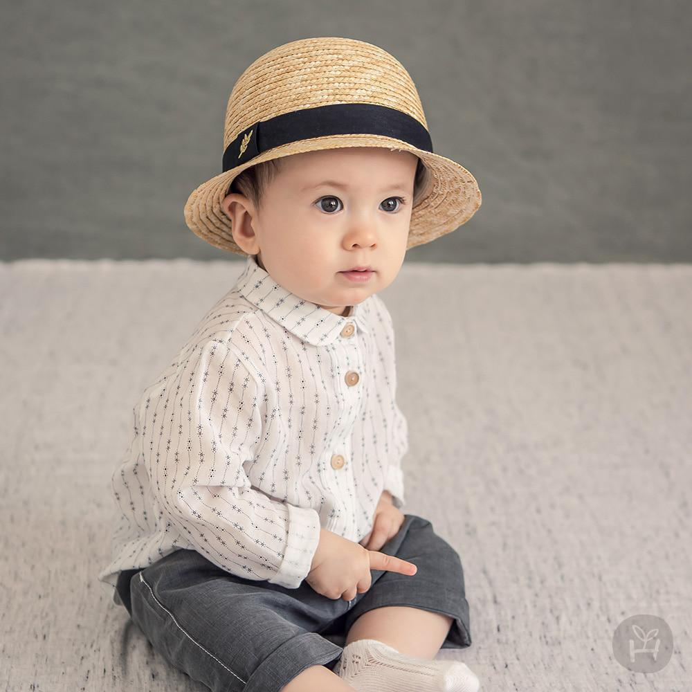 Louis shirt | Korean Kids Clothes - Imaryakids