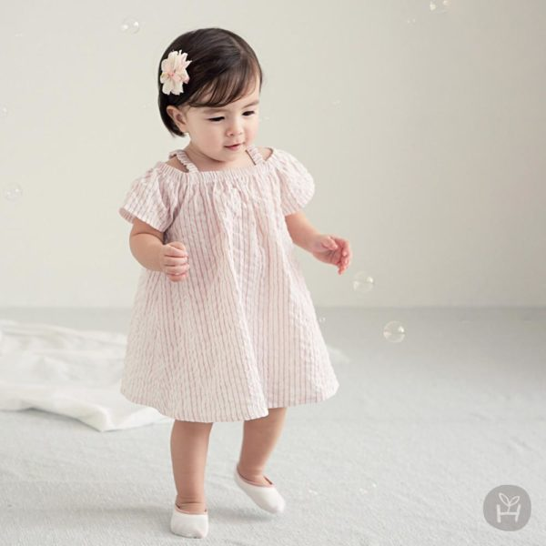 Flow One-piece | Korean Kids Clothes - Imaryakids