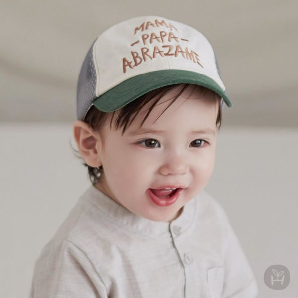Scott Meshcap | Korean Kids Clothes - Imaryakids