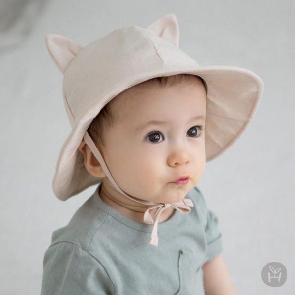 Korben sunhat | Korean Kids Clothes - Imaryakids