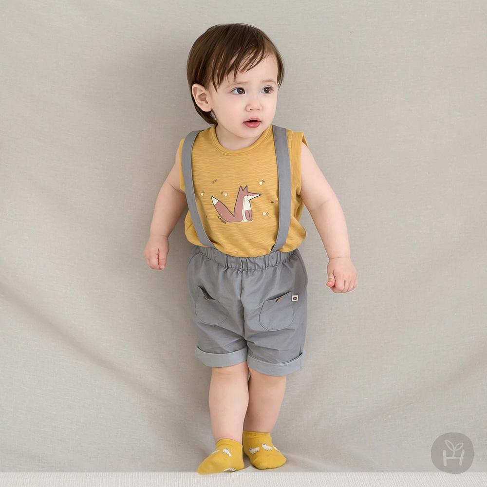 Pris set : T-shirt+pants | Korean Kids Clothes - Imaryakids
