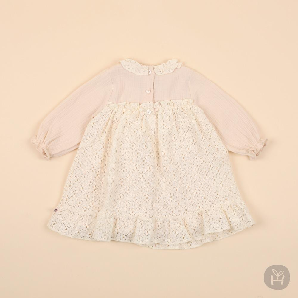 Lian one-piece | Korean Kids Clothes - Imaryakids