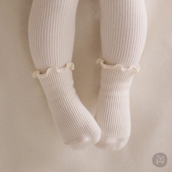 Salvia Leggings Set | Korean Kids Clothes - Imaryakids