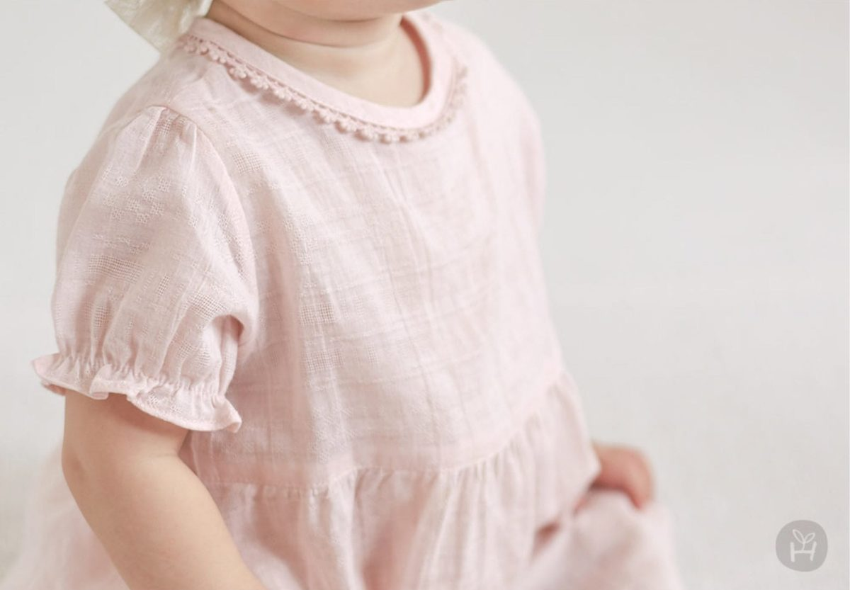 Shami One-Piece | Korean Kids Clothes - Imaryakids