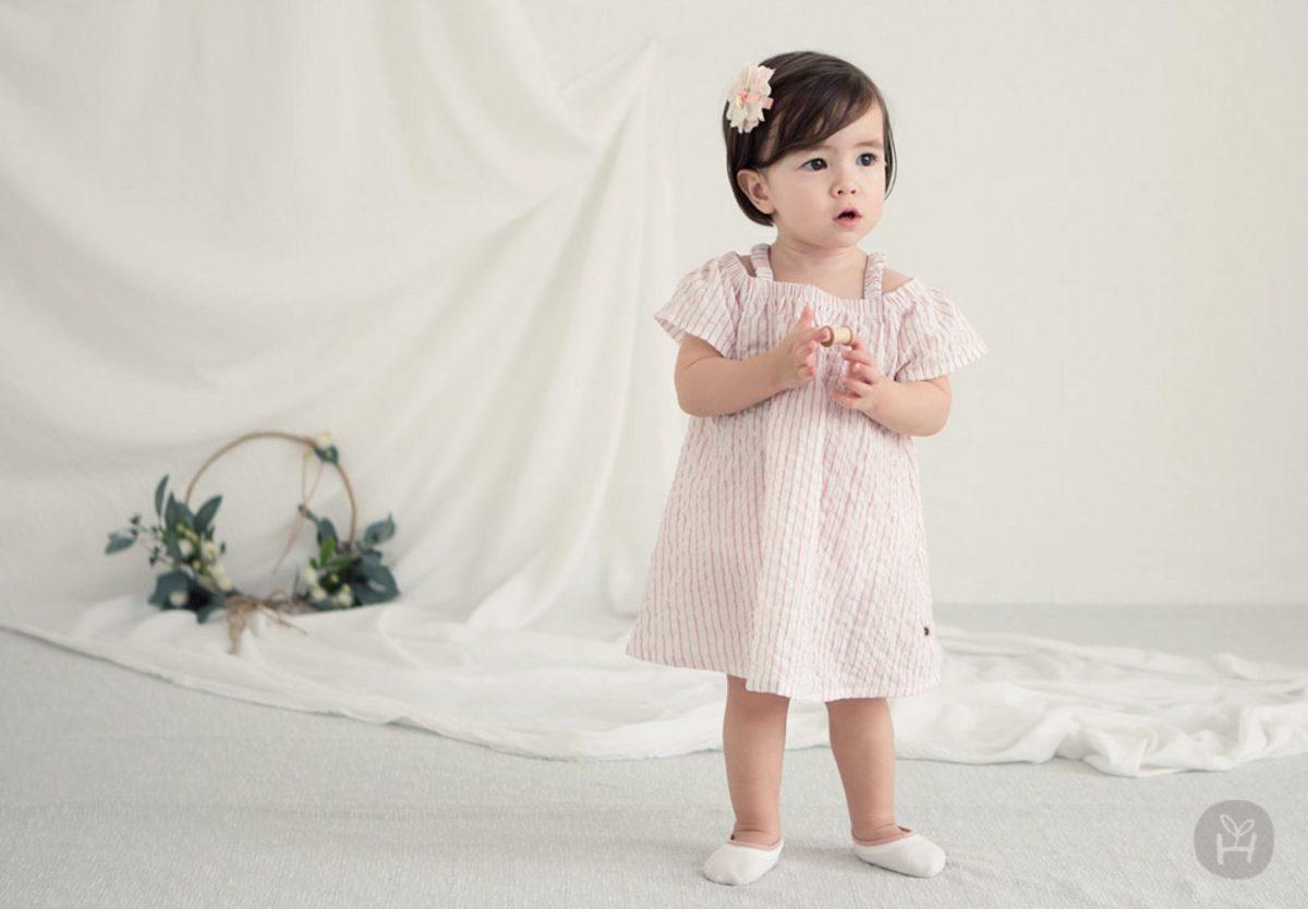 Flow One-piece | Korean Kids Clothes - Imaryakids