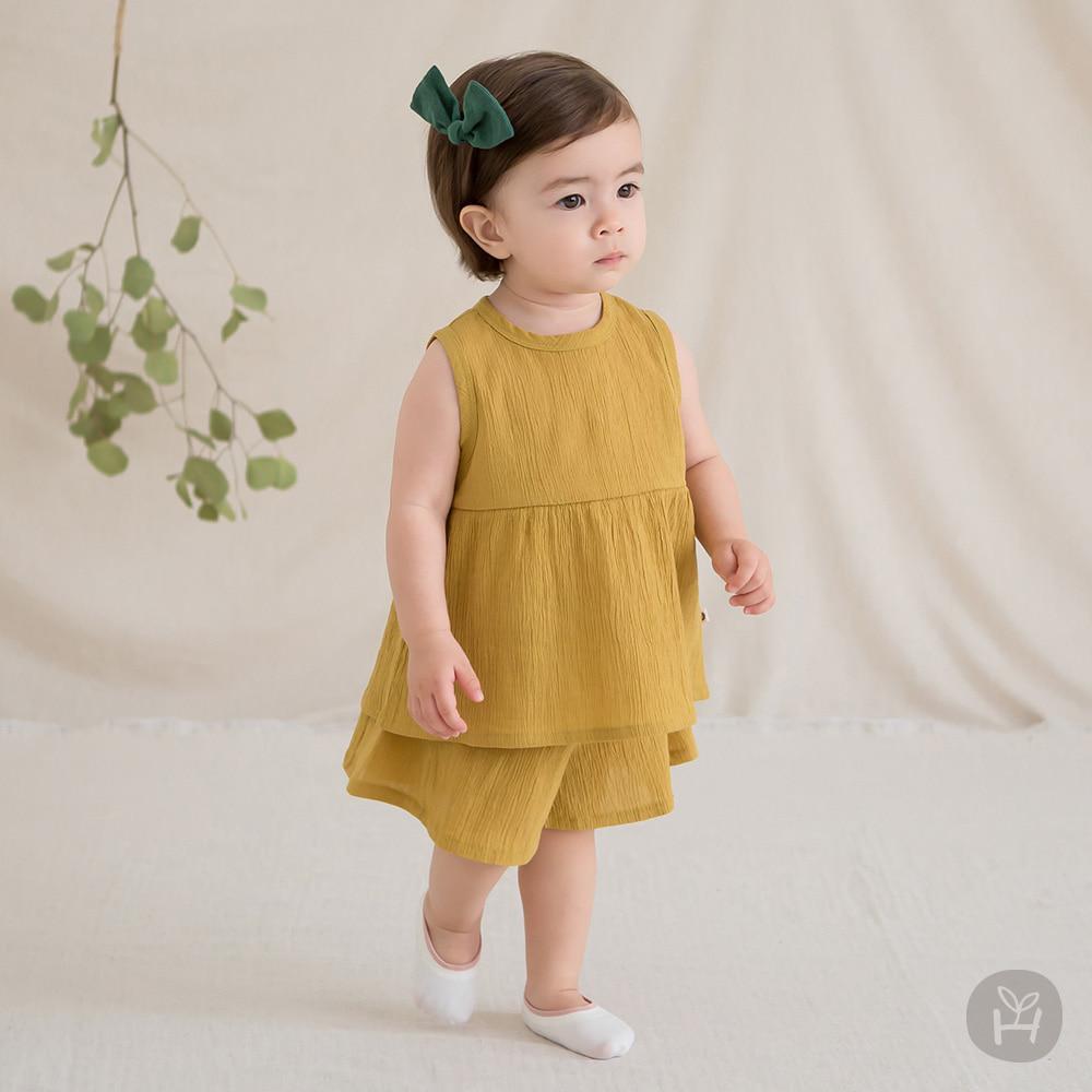 Tasha set : blouse+pants | Korean Kids Clothes