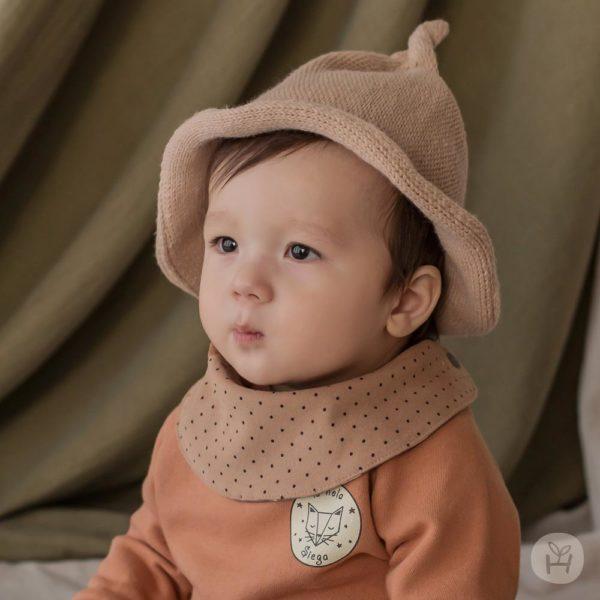 Mason Banana Bib | Korean Kids Clothes - Imaryakids