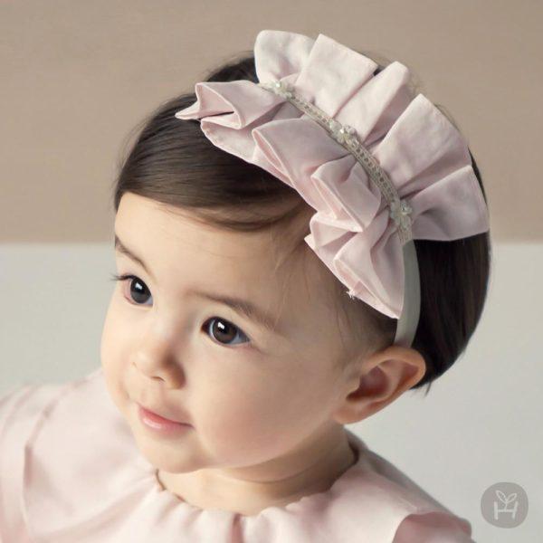 Happy Prince Ribe hairband | Korean Kids Clothes - Imaryakids