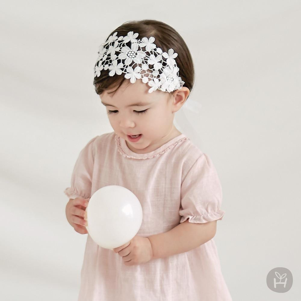 Happy Prince Sander lace hair band | Korean Kids Clothes - Imaryakids