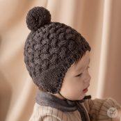 imarya kids fashion airu knit hat (4)