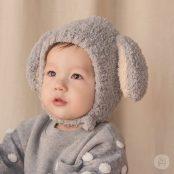 imarya kids fashion new ang-tii puppy knitting hat (4)